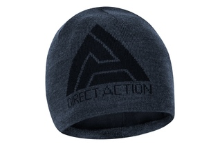 Czapka Direct Action Winter Beanie  Merino Wool/Acrylic Shadow Grey