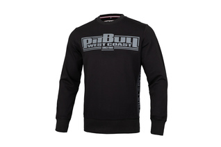 Bluza Pit Bull French Terry Boxing'19 - Czarna
