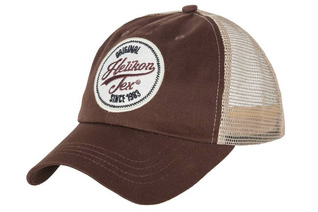 Czapka Helikon Trucker Logo Cap Twill Mud Brown