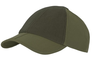 czapka Helikon Folding Outdoor Cap - olive green