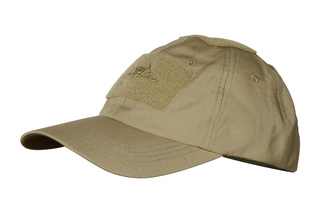czapka Helikon Baseball Cotton ripstop coyote