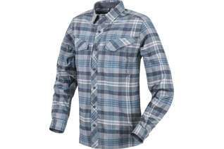 koszula Helikon DEFENDER Mk2 Pilgram - blue plaid
