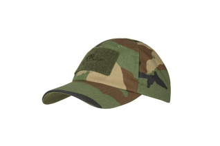 Czapka Helikon Baseball Cotton US Woodland