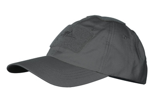 czapka Helikon Baseball Cotton Ripstop shadow grey