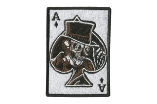 Plakietka Haasta Haft Ace of Spades - As Pik