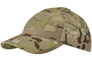 czapka Baseball FOLDING Cotton ripstop Tactical Camo