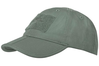 czapka Helikon Baseball FOLDING Cotton ripstop olive drab