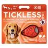 Odstraszacz kleszczy TickLess dla zwierząt - pomarańczowy