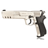 wiatrówka - pistolet WALTHER CP88 KOMPENSATOR nikiel