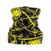 Komin wielofunkcyjny Pit Bull - RUNMAGEDDON Yellow Ray