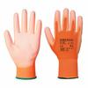 Rękawica powlekana PORTWEST A120 PU-Pomarańczowy
