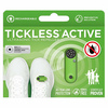 Odstraszacz kleszczy TickLess Active dla aktywnych Green