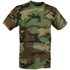 t-shirt Helikon cotton US woodland