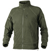 bluza Helikon Alpha TACTICAL Grid Fleece Jacket - olive green