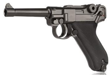 Pistolet ASG Legends P08 CO2