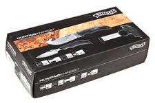 nóż WALTHER Hunter Knife set - zestaw noży myśliwskich