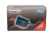 Ładowarka ASG LiPo 7.4V
