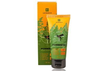 Repelent Środek na komary i kleszcze Foresta krem 60ml, 30% DEET