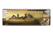 Łuk bloczkowy PREDATOR III, 35-65 lb