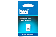 Czytnik kart pamięci microSD/SDHC/SDXC