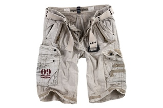 szorty SURPLUS ROYAL SHORTS White