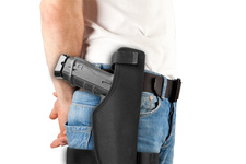 Kabura parciana do pistoletu TMP