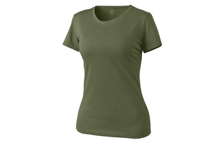 t-shirt Helikon damski us green