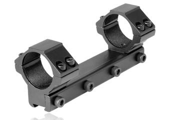 Montaż jednoczęściowy - na tubus 30 i obiektyw do 50mm