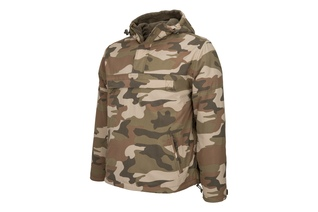 Kurtka BRANDIT Windbreaker Kangurka Light Woodland