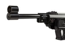 wiatrówka - pistolet AIRMASTER 25 czarny