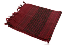 arafatka - shemagh BCB czerwona