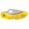 Nóż Spyderco C28SYL2 Dragonfly 2 Salt SER Yellow FRN