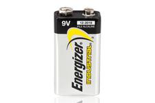 Bateria alkaliczna Energizer Industrial 9V