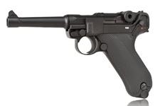 wiatrówka - pistolet LEGENDS P.08 Parabellum BLOW BACK
