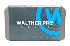 nóż WALTHER PRO BLACK TAC