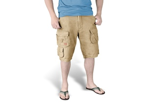 Spodnie SURPLUS TROOPER SHORTS Beige