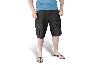 Spodnie SURPLUS TROOPER SHORTS Black