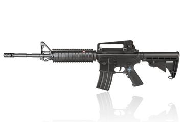 Karabin ASG Oberlands Arms OA-15 M4 RIS elektryczny