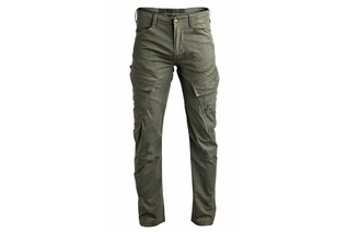 Spodnie BRANDIT Adven Slim Fit Trousers Oliv