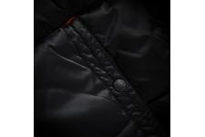 Kurtka z kapturem Pit Bull Walpen II - Black