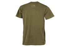 t-shirt Helikon szkielet kameleona US green