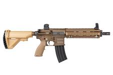Karabin ASG Heckler & Koch HK416 CQB 10.5 TAN