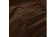 Kurtka z kapturem Pit Bull Spinnaker - Brown
