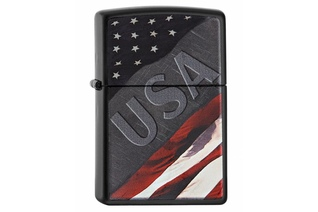 Zapalniczka ZIPPO Made In USA Street Chrome