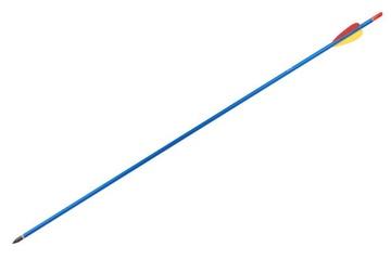"Strzała Poe Lang do łuku 30"" ostra, aluminiowa, blue 076-029"