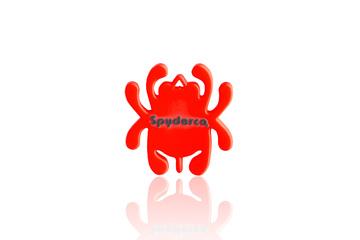 Pendrive Spyderco 2 GB Bug czerwony