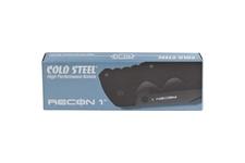 nóż Cold Steel Recon I Clip Point 50/50 Edge XHP
