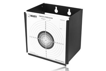 Kulochwyt metalowy K-14-6 KOLTER14x14 do karabinków ponad 17 J