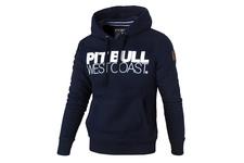 Bluza z kapturem Pit Bull TNT - Granatowa
