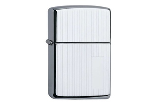 Zapalniczka ZIPPO High Polish Chrome Stripes